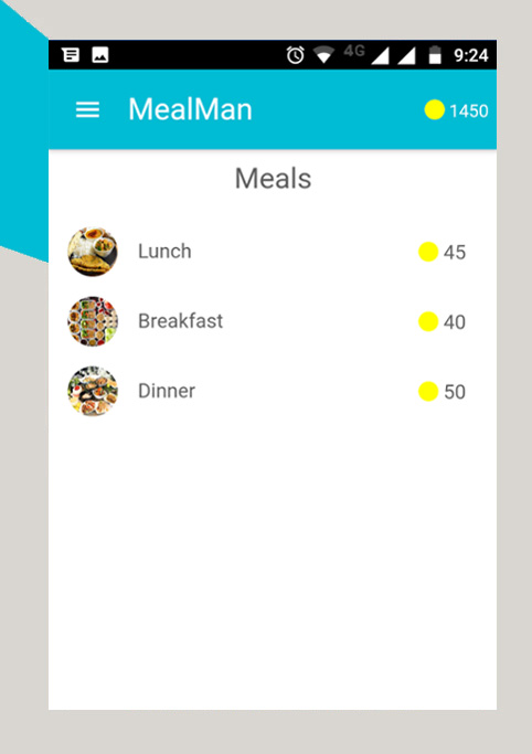 android-application-mealman