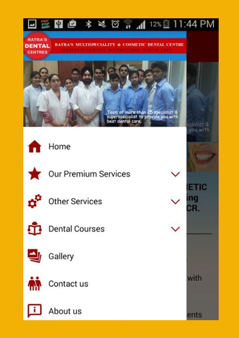 iphone application ratna-bankatm