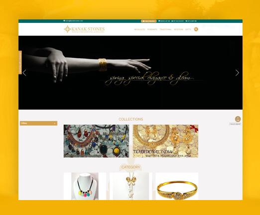 magento website kanakstones