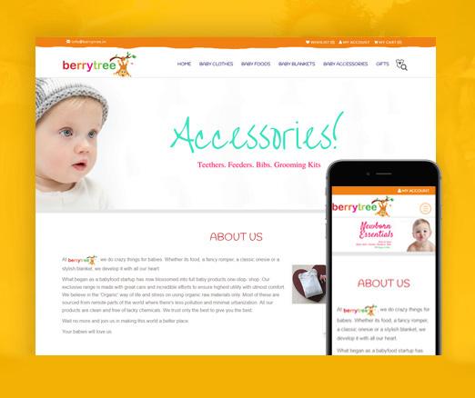 web development berrytree